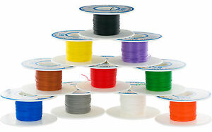 KYNAR Wire for Modding Xbox Wii PS3 360 / Wrapping Equipment Hook-up Mod
