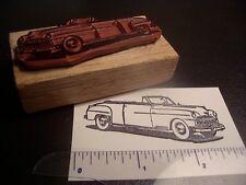 1950 DeSoto Convertible Car RUBBER STAMP Mopar dodge 1949 chrysler