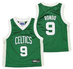 Outerstuff NBA Infant / Toddlers Boston Celtics #9 Rajon Rondo Replica Jersey