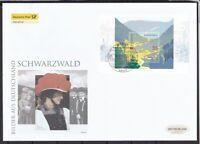 BRD 2006 Deutsche Post FDC MiNr. Block 68  Schwarzwald