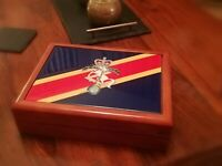 Royal Electrical and Mechanical Engineers REME military medals Box, Great Gift