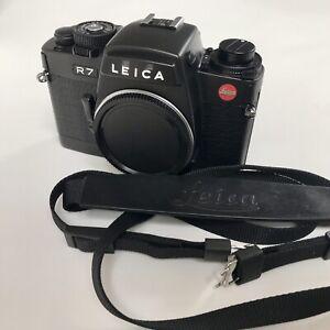 Leica R7 Spiegelreflex-Kamera-Gehäuse