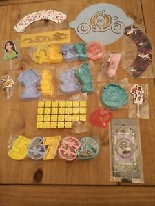 Disney Cakes and Sweets And Cookie Making Set