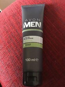 AVON Men Active Technology Shave Gel 100ml - Sensitive