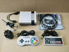 Official Super Nintendo NES Classic Mini & EXTRAS! (Sega, Arcade etc.)