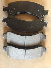 (4) Ceramic Brake Pads Fits 2002-2005 2006 Chevrolet Tahoe