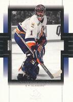 Roberto Luongo 1999-00 SP Authentic #53 New York Islanders Hockey Card
