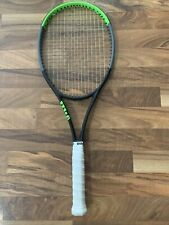 Wilson Blade 98 16x19 v7 4 3/8 Tennis Racquet