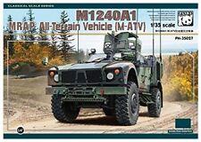 Véhicule US M-ATV OSHKOSH M1240A1, 2016 - KIT PANDA HOBBY 1/35 n° 35027