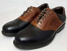 Men's Jack Nicklaus Signature Oxford Golf Shoes By Allen Edmonds Size 8 3E