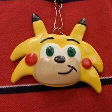 Sonichu Chris Chan Polymer Clay Custom Medallion