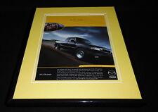 1998 Mazda B Series Truck Framed 11x14 ORIGINAL Vintage Advertisement