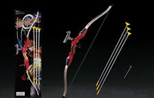 King Archery Bow and Arrow Set with 3 Suction Cup Arrows for Kids/Children Toy