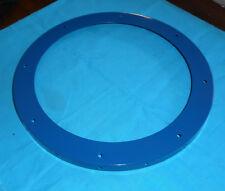 meccano repro 1 couronne à rebord, No167b bleue