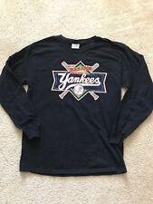 NEW YORK YANKEES Shirt W.B. MASON MENS SZ M RARE NY Yankees