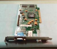 Compaq ATI Rage Pro Turbo AGP 166871-001 P184C0C9EGQRXA 009799-002 REV: C
