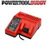 Milwaukee M12-18C Dual Port Multi-Voltage Li-on Charger 12v 14v 18v