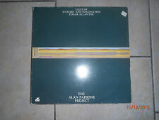 The Alan Parsons Project-Tales Of Mystery And Imagination Vinyl Album