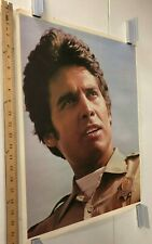 VINTAGE MOVIE POSTER Chips Character Ponch Erik Estrada Classic Cult 1970's
