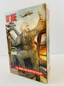 NEW 1997 GI Joe JANE US Army Helicopter Pilot LIMITED EDITION Hasbro Action Toy