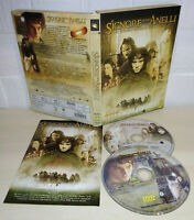 IL SIGNORE DEGLI ANELLI - LA COMPAGNIA DELL'ANELLO - 2 DVD