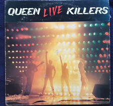 Queen Live Killers Double Lp. Rare Scarce Venezuela Pressing Import