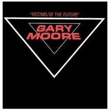 GARY MOORE - VICTIMS OF THE FUTURE -RMX  CD
