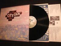 City Boy - S/T - 1976 Vinyl 12'' Lp./ VG+/ Hard Rock AOR