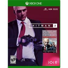 Hitman 2 Xbox One [Brand New]