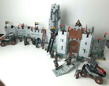 LEGO LORD OF THE RINGS 9474 The Battle of Helm's Deep + 2X 9471 Uruk-hai Army
