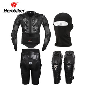HEROBIKER Motorcycle Amor Body Protection Motocross Protective Gear Racing Full