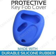 Remote Key Fob Cover Case Shell for 2003 2004 2005 2006 Hummer H2 Blue