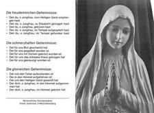 "PSALM  unbeschrieben ""H13050""  Rosenkranzgebet"