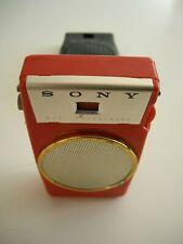 SONY TR - 610 radio transistor Vintage 1958
