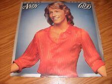 "ANDY GIBB ""SHADOW DANCING"" 1978 RSO RS-1-3034"