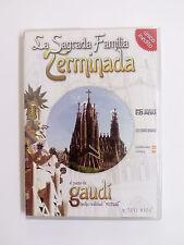 LA SAGRADA FAMILIA TERMINADA por Toni Meca. Ed. Retirada del mercado. PRECINTADA