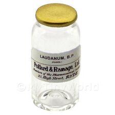 Miniatura Laudano B.p. In Vetro Farmacista All'ingrosso Barattolo