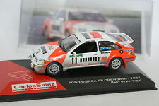 Ixo Sainz 1/43 - Ford Sierra RS Cosworth Rally Portugal 1987