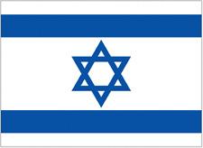 Israel 8x5 Giant National Flag Israeli