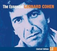The Essential Leonard Cohen [Limited Edition 3.0] [Slipcase] by Leonard Cohen (CD, Aug-2008, 3 Discs, Columbia/Legacy)