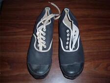 Vintage Deadstock 1930's Vintage rare track shoes size 6 woman's (4 1/2 men's)