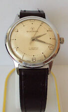 "VINTAGE""RODANIA"" INCABLOC MENS SWISS MECHANICAL WATCH WITH ETA cal.1080 # 103"