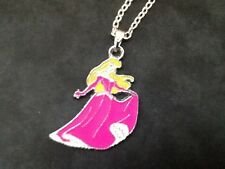 Girls Princess Sleeping Beauty Necklace Party Bags/Gifts