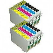S22 SX125 SX130 SX420W SX425W SX435W SX445W 438W ink Cartridges for Epson 8 Pack