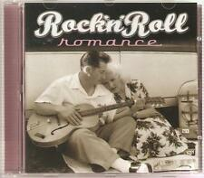 ROCK 'N' ROLL ROMANCE CD - BLUEBERRY HILL, TEARS ON MY PILLOW & MORE