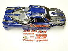 NEW TRAXXAS T-MAXX 3.3 Body Blue Supersized RX5B