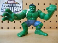 Marvel Super Hero Squad Variant HULK Dark Green Big Hands w/ GAMMA EYES