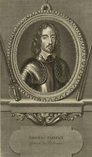 Pierre Drevet (1663-1738), Thomas Fairfax nach van der Werff (1659-1722)