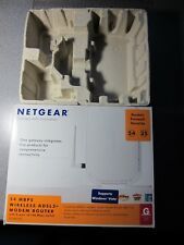 NETGEAR 54MBPS Wireless ADSL2+ Modem router With 4 ports and 54MBPS Wireless USB