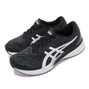 Asics Roadblast Black White Womens Road Running Shoes 1012A700-001